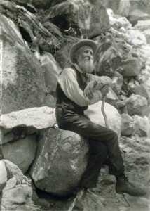 John Muir in Yosemite